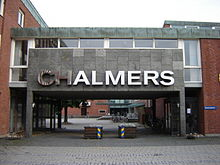 University Chalmers © Andejons